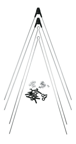 SKS Bluemels 3.0 Strebensatz 380 mm silber